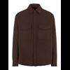 J.Lindeberg Flat Wool Overshirt Herr