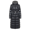 Colmar Long Quilted Down Jacket Dam
