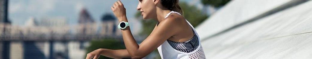 Puls och GPS klockor
