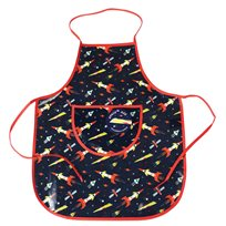 Space age children´s apron