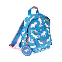 Magical unicorn mini backpack