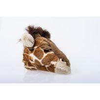 Giraffhuvud