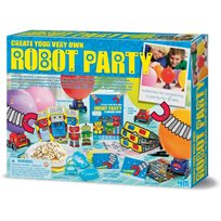Create Your Very Own Robot Party