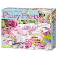 Create Your Very Own Fairy Party
