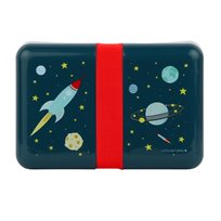 Lunchbox, space