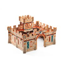 Pop to play, medieval castle