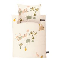 Doll bedding, tropical