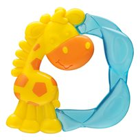 Jerry giraffe water teether