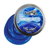Thinking putty, cool cobalt