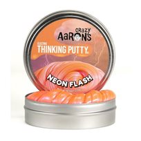 Thinking putty, mini electric, neon flash