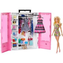 Fashionistas ultimate closet doll