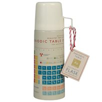 Periodic table flask and cup