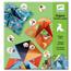 Origami, bird game