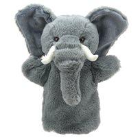 Handdocka Elefant