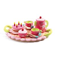 Lily Roses tea party