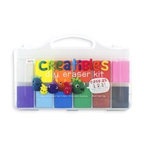 Creatibles DIY erasers kit