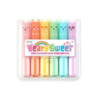 Pastel High Lights, Beary Sweet, 6-P