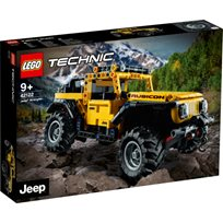Technic - Jeep Wrangler