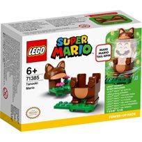 Super Mario - Tanooki Mario, boostpaket
