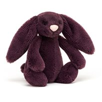 Bashful plum bunny, small