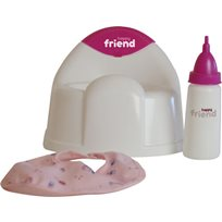 Happy Friend Potty Set
