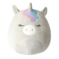 Mellie cream gold unicorn, 30 cm