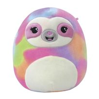 Gretchen the rainbow sparkle sloth, 19 cm