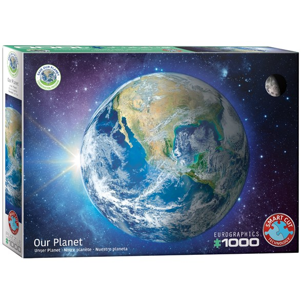 Save The Planet The Earth, 1000 Bitar