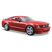 2006 Ford Mustang Gt 1:24, red