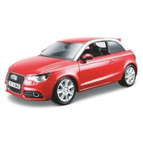 Audi A1 1:24, metallic red