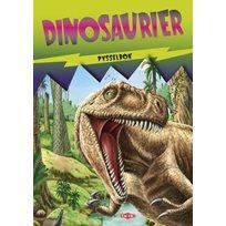 Dinosaurier pysselbok, 48 sidor