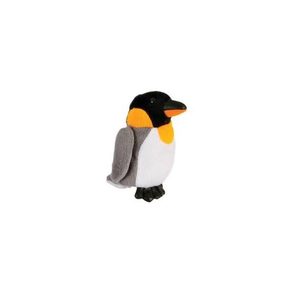 Fingerdocka Pingvin