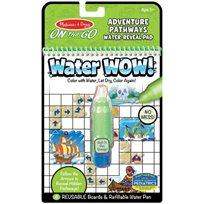 Water reveal pad, adventure pathways