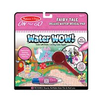 Water reveal pad, fairy tale