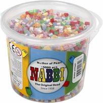 Pärlor i hink pärlemor, 5000 pcs