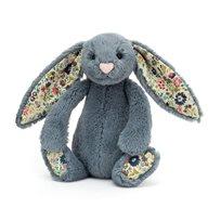 Blossom dusky blue bunny, small