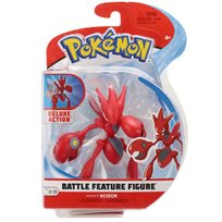 Battle feature figure, Scizor