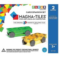 Magna-Tiles, car expansion