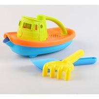 Sandset båt, 3 delar