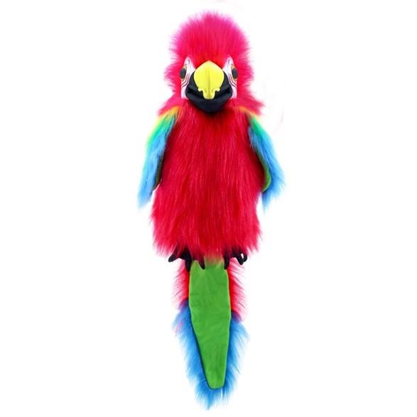 Handdocka papegoja