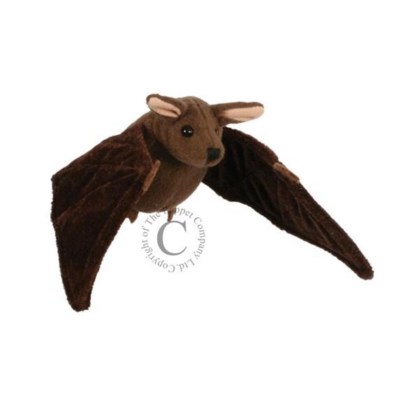 Fingerdocka fladdermus