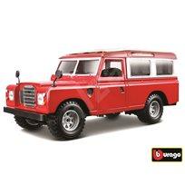 Burago Land Rover, S2