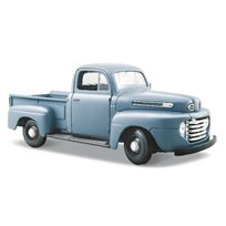 1948 Ford F-1 Pickup 1:24 grey/blue