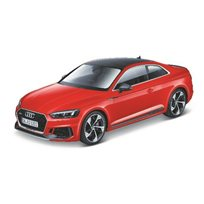 Audi RS 5 coupe (2019) 1:24, red