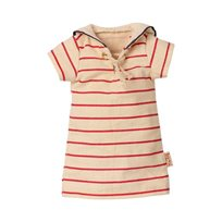 Striped dress, size 2