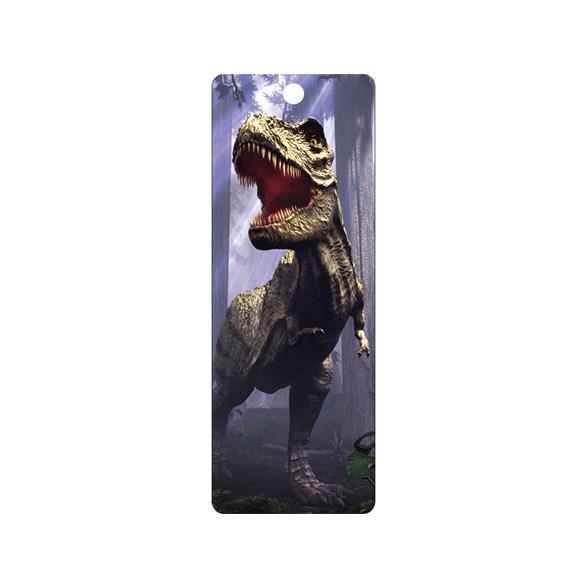 Bokmärke 3D, T-rex
