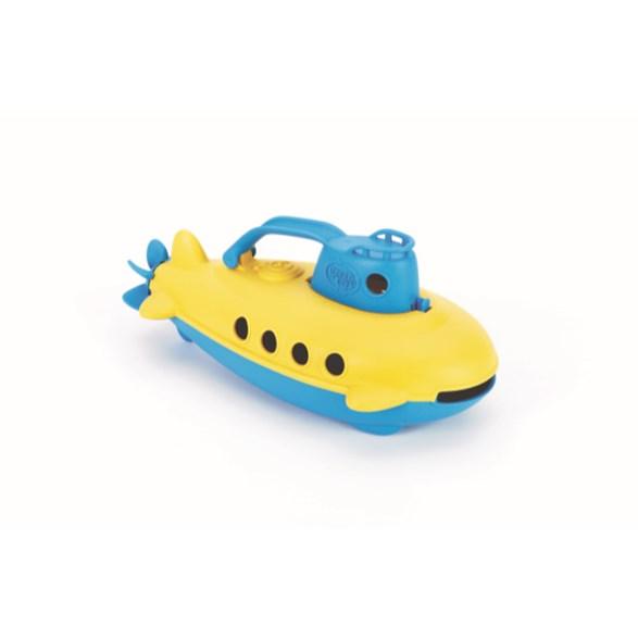 Ubåt, blått handtag