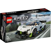 Speed Champions - Koenigsegg Jesko