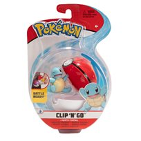 Clip and go poke ball, Squirtle