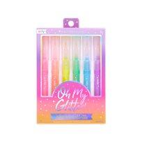 Oh my glitter! Neon glitter highlighters
